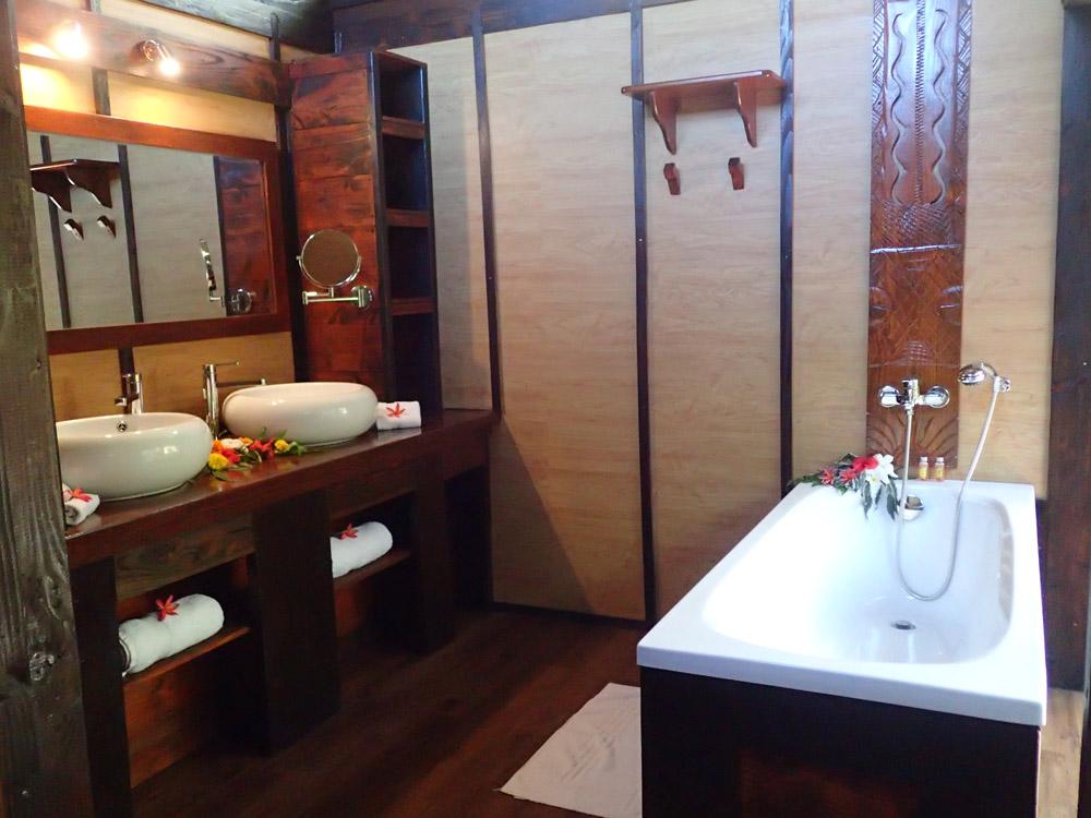 Sejour hotel Polynesie - Hébergement | Fare Pea Iti